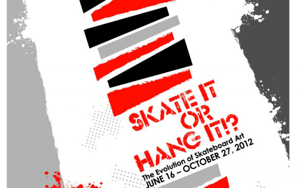 MODA | Skate It or Hang It!?