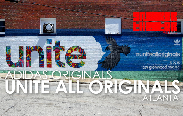 Sneaker Theater | Adidas Originals – Unite All Originals Atlanta