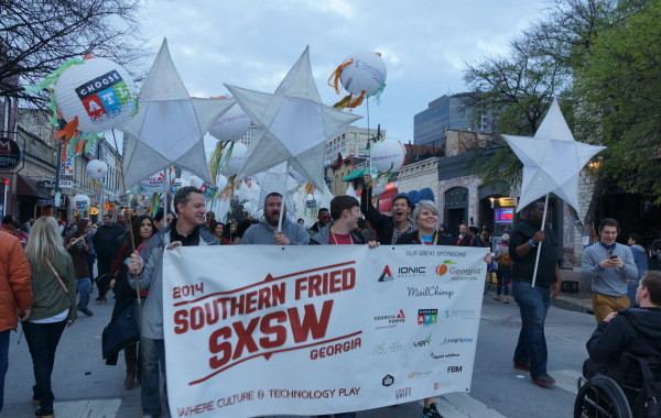 Atlanta Tech Edge | Southern Fried SXSW
